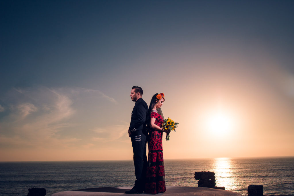 boda the castle rosarito